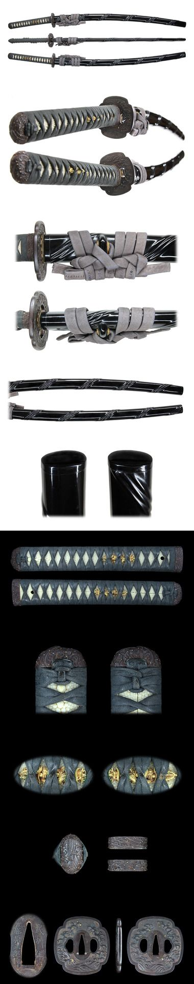Japanese sword, Katana, is a beautiful structure of art that is expressed through the craftsmen and the blade.