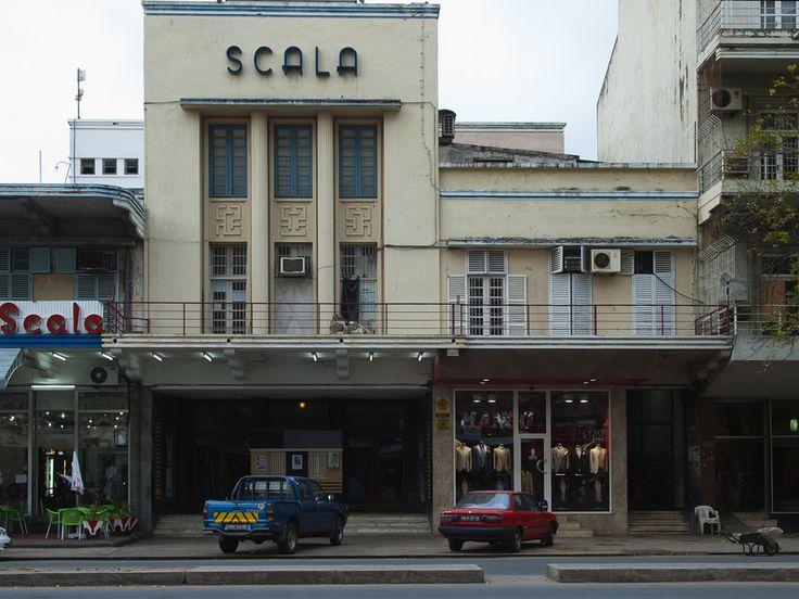 Cinema Scala - Maputo, Mozambique.