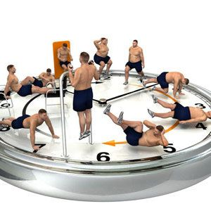 Super-fast fat loss workout – Burn up to 5% of your body fat with just 20 minutes' training a day :: Men's Health