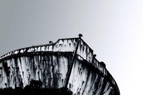 Shipwreck by Pavlos Mavridis