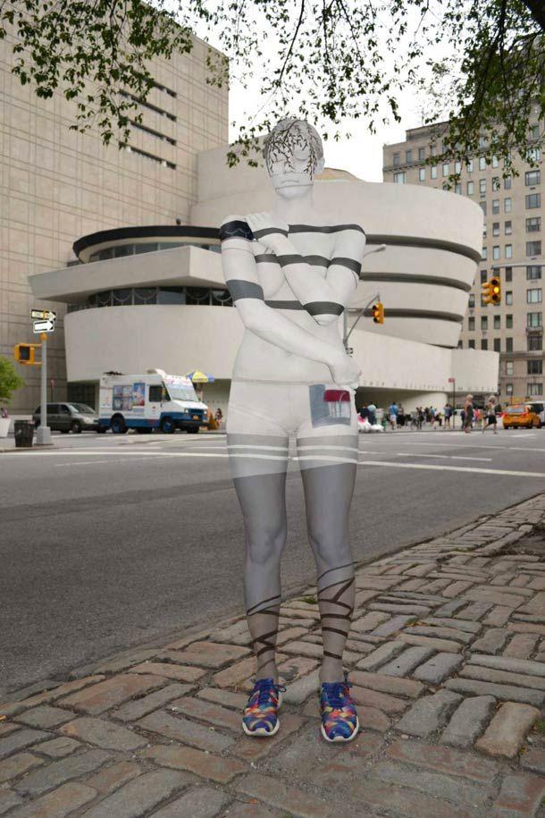 body-painting-camouflage-ville-newyork-peinture-corps-02 - La boite verte