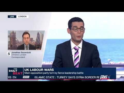Jonathan Sacerdoti reports on the Labour leadership vote