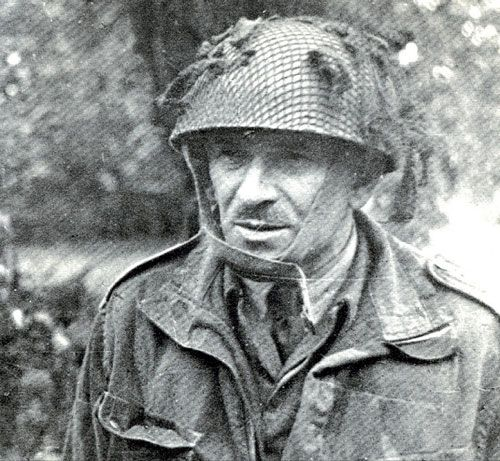Operation Market Garden: Sosabowski and the Polish brigade landed late in the afternoon of 21 September and tried to find a way across the Rhine to reinforce the British perimeter. However, the ferry they planned to use was destroyed and the brigade was forced to form a defensive perimeter at Driel.