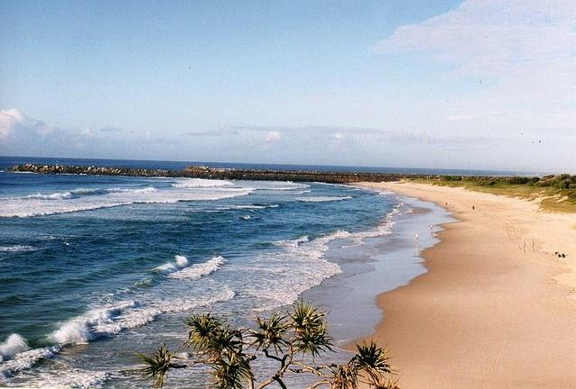 lighthouse beach, east ballina