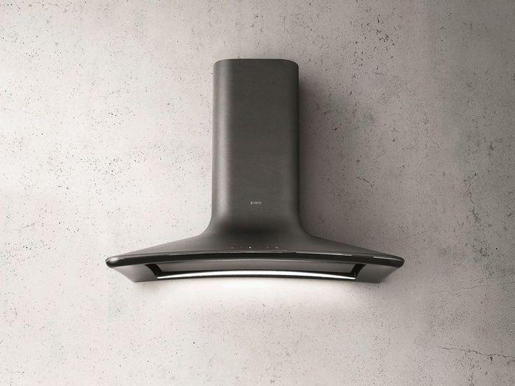Exaustor en tecnopolímero de parede SWEET by Elica design Fabrizio Crisà, Elica Design Center