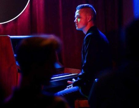 Jazz Interview with lithuanian jazz pianist Domas Žeromskas.Aninterview by email in writing. JazzBluesNews.Space: –First let's start with where you grew up, and what got you interested in music?