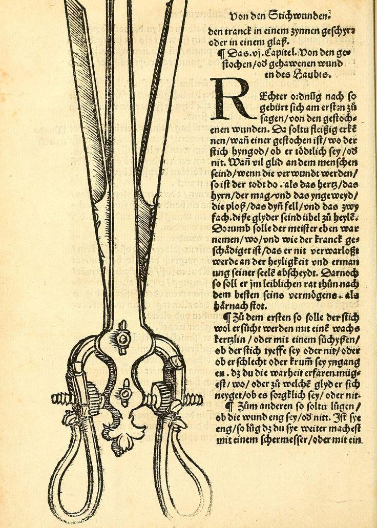 Artist: Hans Wechtlin, Title: Feldbuch der Wundartzney, Page: 76, Date: 1528