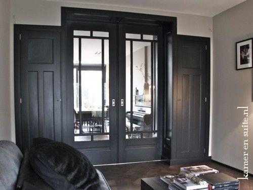 Zwarte suite separatie - Ijsselstein