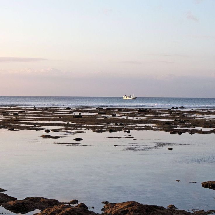 Thomas Beach, Pecatu, on the Bukit Peninsula of South Bali, Indonesia.