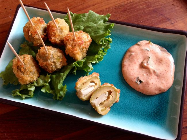 green olives stuffed with blue cheese epicurious blue cheese fried ...