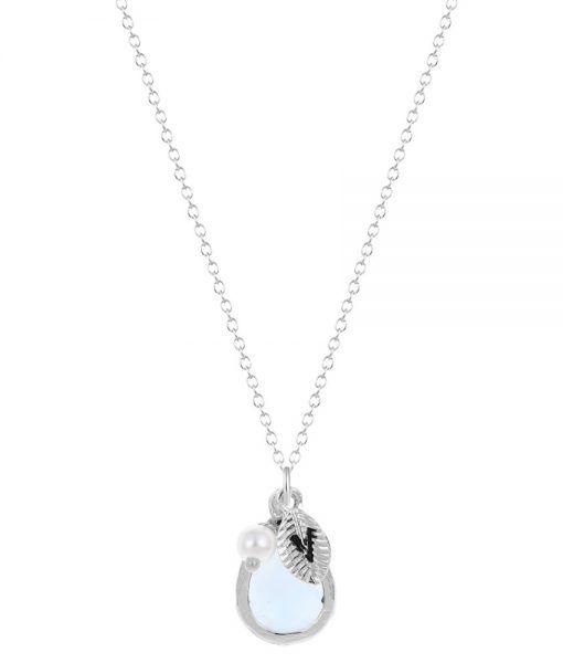 f80eb33f3d35 collares de plata mujerEsta temporada se llevan los collares de ...