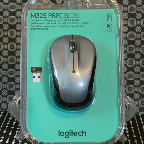 logitech  Other - WIRELESS Mouse for laptop Logitech NEW