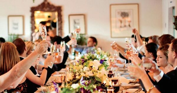 4 Modern Alternatives To the Traditional Rehearsal Dinner
