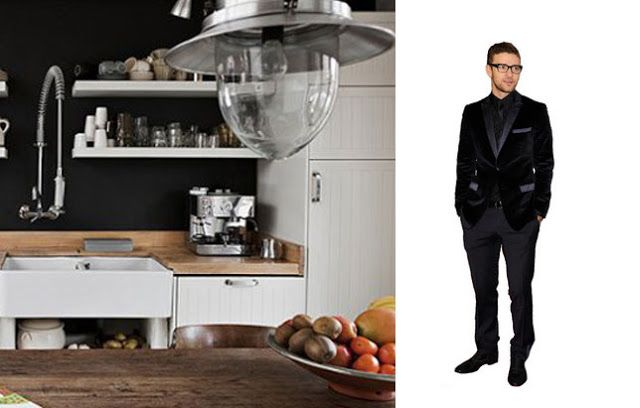 home becomes her: 5 reasons why you should wear black
