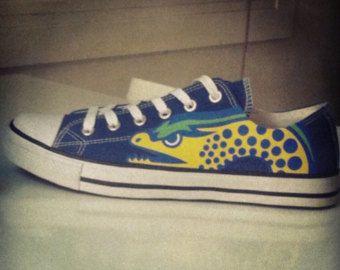 Parramatta EELS Custom printed shoes Size 7