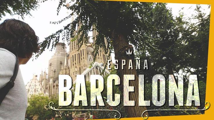 ★ BARCELONA: GUÍA DE VIAJES [Travel Guide of Barcelona / Video with subtitles]   #Barcelona #Cataluña #españa #Spain #travelblog #mochileros #blogsdeviajes