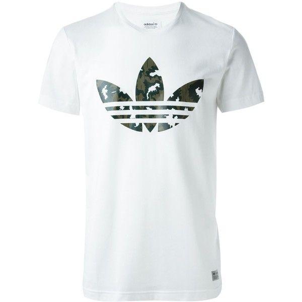 Adidas T-Shirt Mit Logo-Print - Farfetch