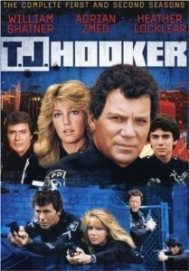 TJ Hooker - The Complete 1st and 2nd Seasons: William Shatner, Adrian Zmed, Heather Locklear, April Clough, Richard Herd, Sid Haig, Vic Tayback, Joseph R. Sicari, Debra Blee, Paul Picerni, Mickey Jones, Richard Moll, Ross Borden, Charlie Picerni, Cliff Bole, Harry Falk, Aaron Spelling, Gerald Sanford, Leo Garen, Rick Husky: Movies & TV