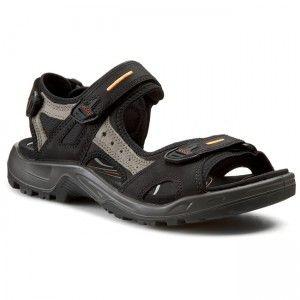Sandały ECCO - Yucatan Sandal Sanda 6956450034 Black