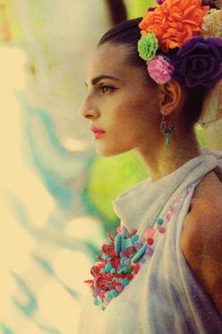 Anton Ismael - Fashion Photography - Frida Kahlo Bazaar - Photo 2