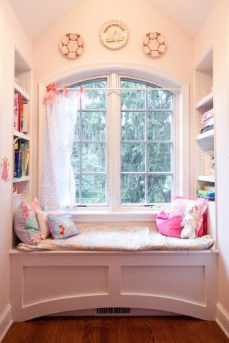 LOVE!Windows Seats, Windows Book, Kids Room, Beautiful, Girls Room, Baltimore, Reading Nooks, Book Cases, Gracie Room