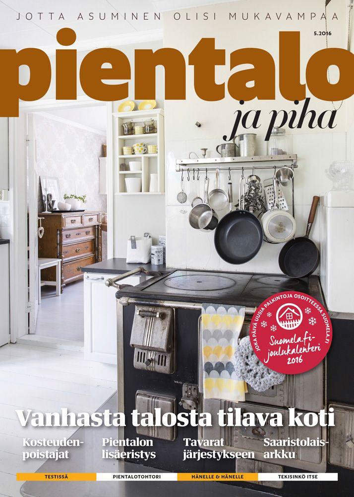 Pientalo ja piha 5/2016