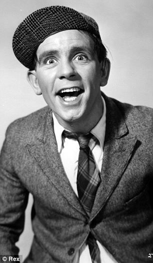 Norman Wisdom - My all time favourite comedian,singer,actor and all round lovely person