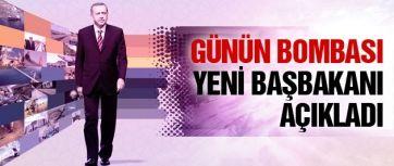 Flaş, AK Parti'den sızdı, işte Başbakan olacak isim