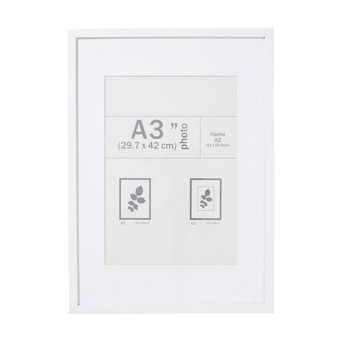 A2 Photo Frame - 29.7cm x 42cm