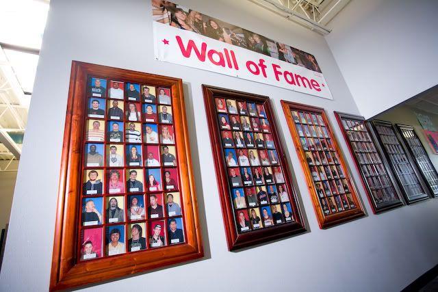 Employee Wall of Fame | Employee Wall Of Fame Photo by CenterPartners | Photobucket