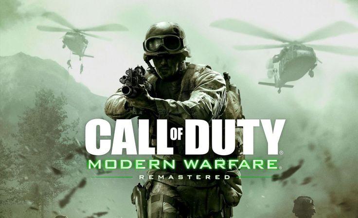 Call of Duty: Modern Warfare Remastered 2017 Launch Trailer