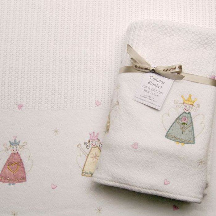 Cellular Blanket Fairy Wishes