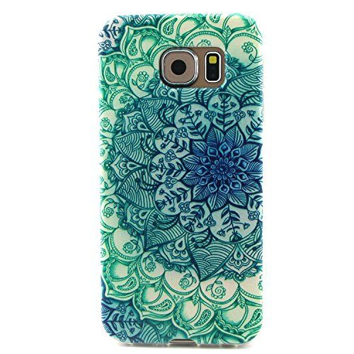 S6 Case, Galaxy S6 Case, Speedup Fashion Slim Fit Flexible Ultra Thin Art Pattern Soft TPU Protective Skin Cover Case for Samsung Galaxy S 6 G920 (2015)(Green Flower) Speedup http://www.amazon.com/dp/B01A932BGS/ref=cm_sw_r_pi_dp_17yOwb0MWQNG3