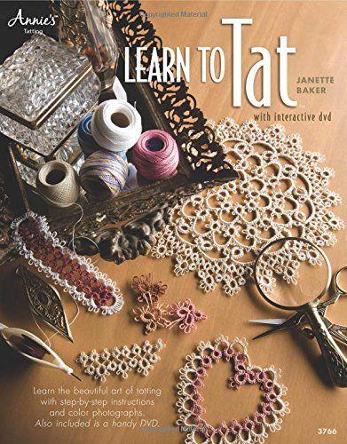 Learn to Tat (Book & DVD)