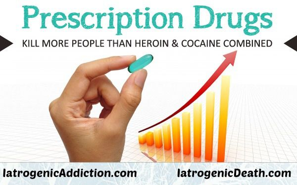 Heroin & Cocaine VS Rx Drugs From Your Doctor. Same or Different? – Victory Over Rx Drug Addiction