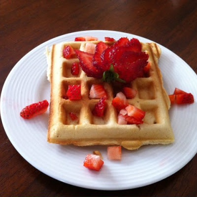 Waffles - Allergy Free