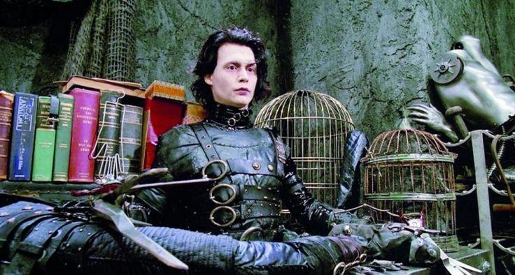 """Képtalálat a következőre: """"Ollókezű Edward"""""""