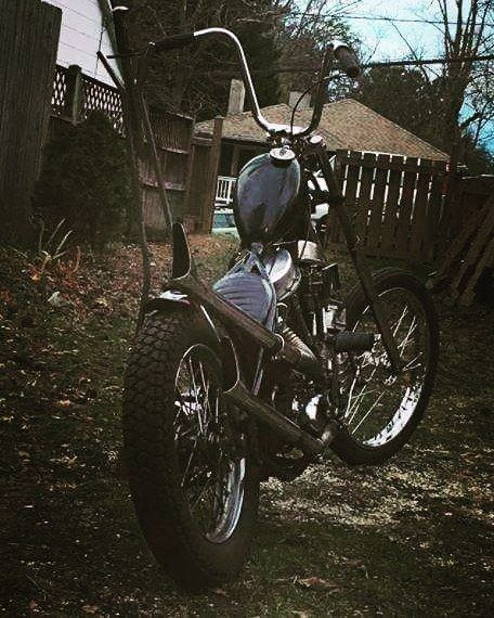 97 best bike idea images on pinterest motorcycles bobber chopper haywires place fandeluxe Gallery