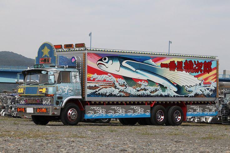 画像表示 - トラック野郎デコトラ日記 - Yahoo!ブログ