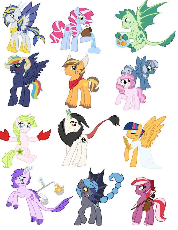 Mlp Next Generation Names