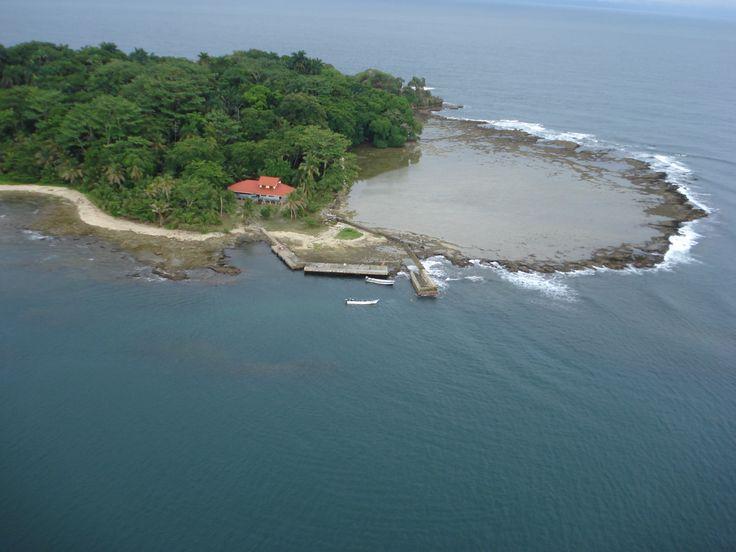 Visita la isla Uvita! Hace sol y hace viento!