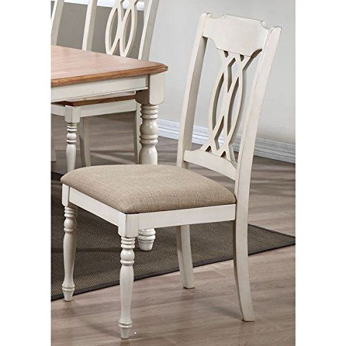 Iconic Furniture U97/ Biscotti Traditional Dining Chair (Set of 2)
