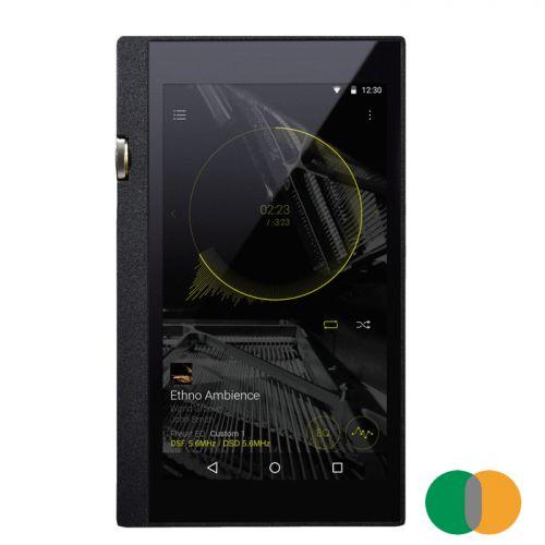 REPRODUCTOR DE AUDIO PORTATIL DP-X1 DE ONKYO. Escuche sus formatos favoritos de audio de alta resolución con un sonido superior gracias a un diseño de audio compacto, circuitos de alta calidad y un DAC y un amplificador de primera clase. #reproductor #audio #portatil #Onkyo