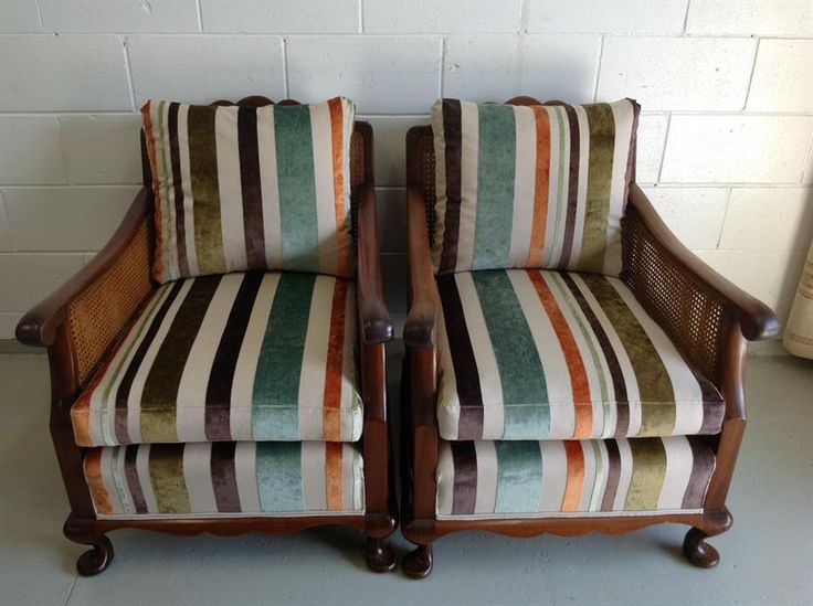 Furniture reupholstery, loose covers, squabs