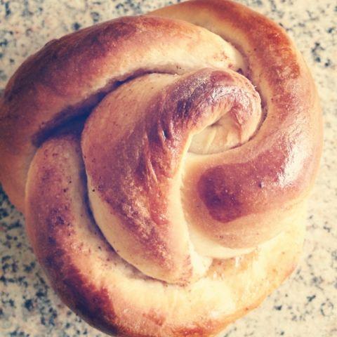 Brød og kaker: Kanelroser