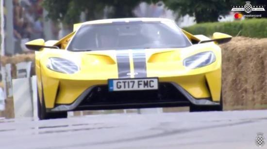 Livestream: Goodwood Festival of Speed 2017