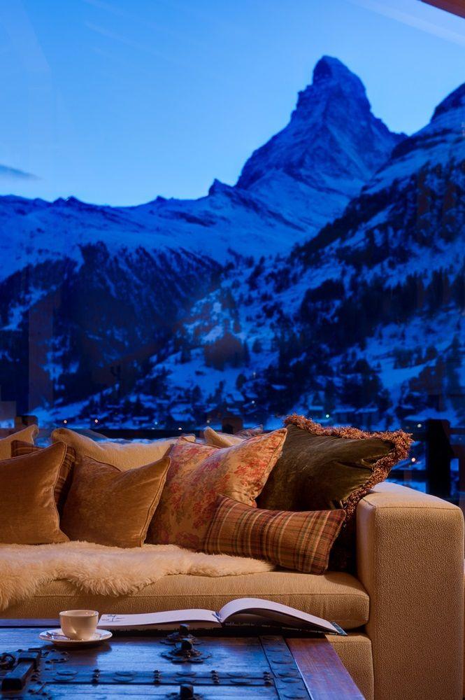 Chalet Grace, Luxury Ski Chalet Rental In Zermatt, Swiss Alps. Luxury Ski  Chalets By Abercrombie U0026 Kent.