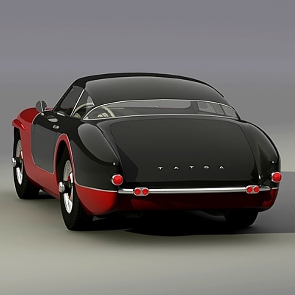 1956 Tatra JK 2500 rear Maintenance/restoration of old/vintage vehicles: the material for new cogs/casters/gears/pads could be cast polyamide which I (Cast polyamide) can produce. My contact: tatjana.alic@windowslive.com