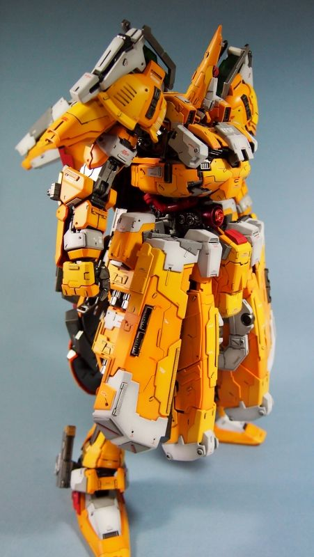 Gunpla Builders World Cup (GBWC) 2012 Singapore - The-O [Code name: Odin]   Modeled by Toymaker