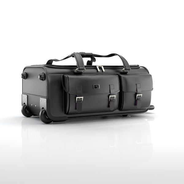 PE Luggage 2 by CGI by TONIC , via Behance, Texture, Detail